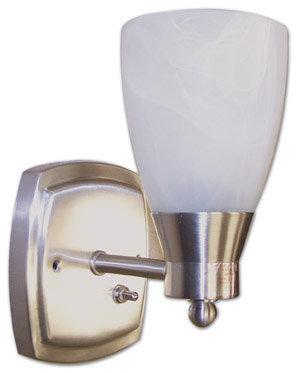 3400C-S834211-D ITC INCORP. Interior Light Wall Mount Pin Up Light