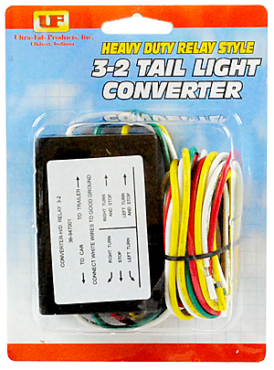 36-947001 Ultra-Fab Products Tail Light Converter Relay Style System