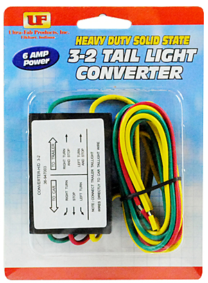 36-947003 Ultra-Fab Products Tail Light Converter Solid State System