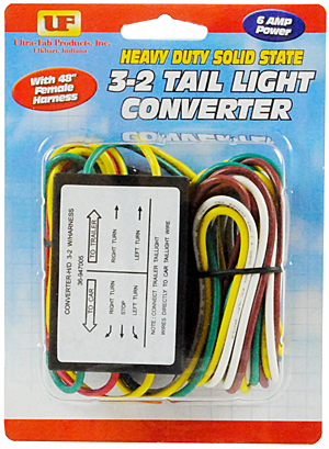 36-947005 Ultra-Fab Products Tail Light Converter Solid State System