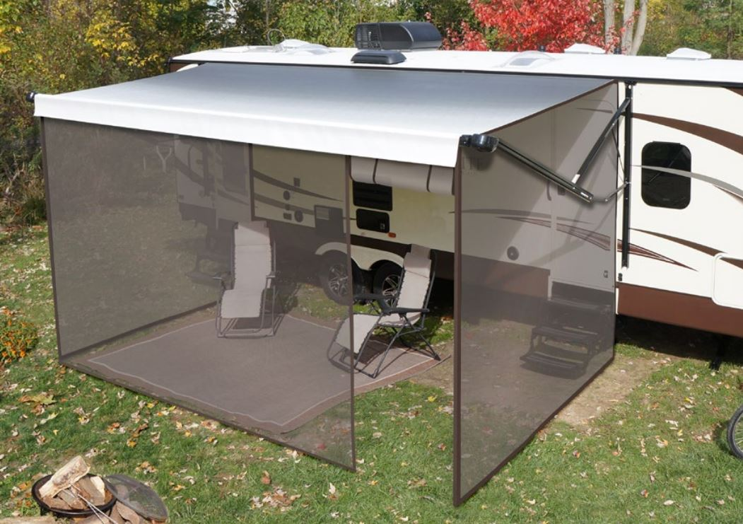 362221 Lippert Components Awning Enclosure For Awnings