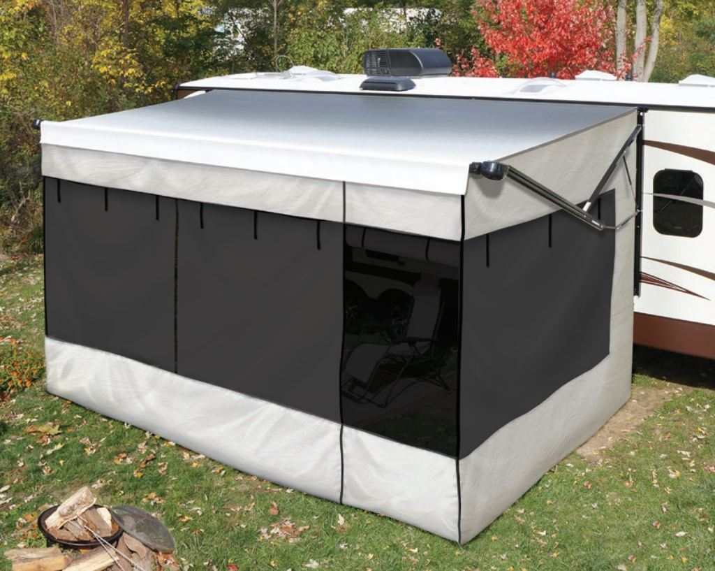 362233 Lippert Components Awning Enclosure 18 Foot Length
