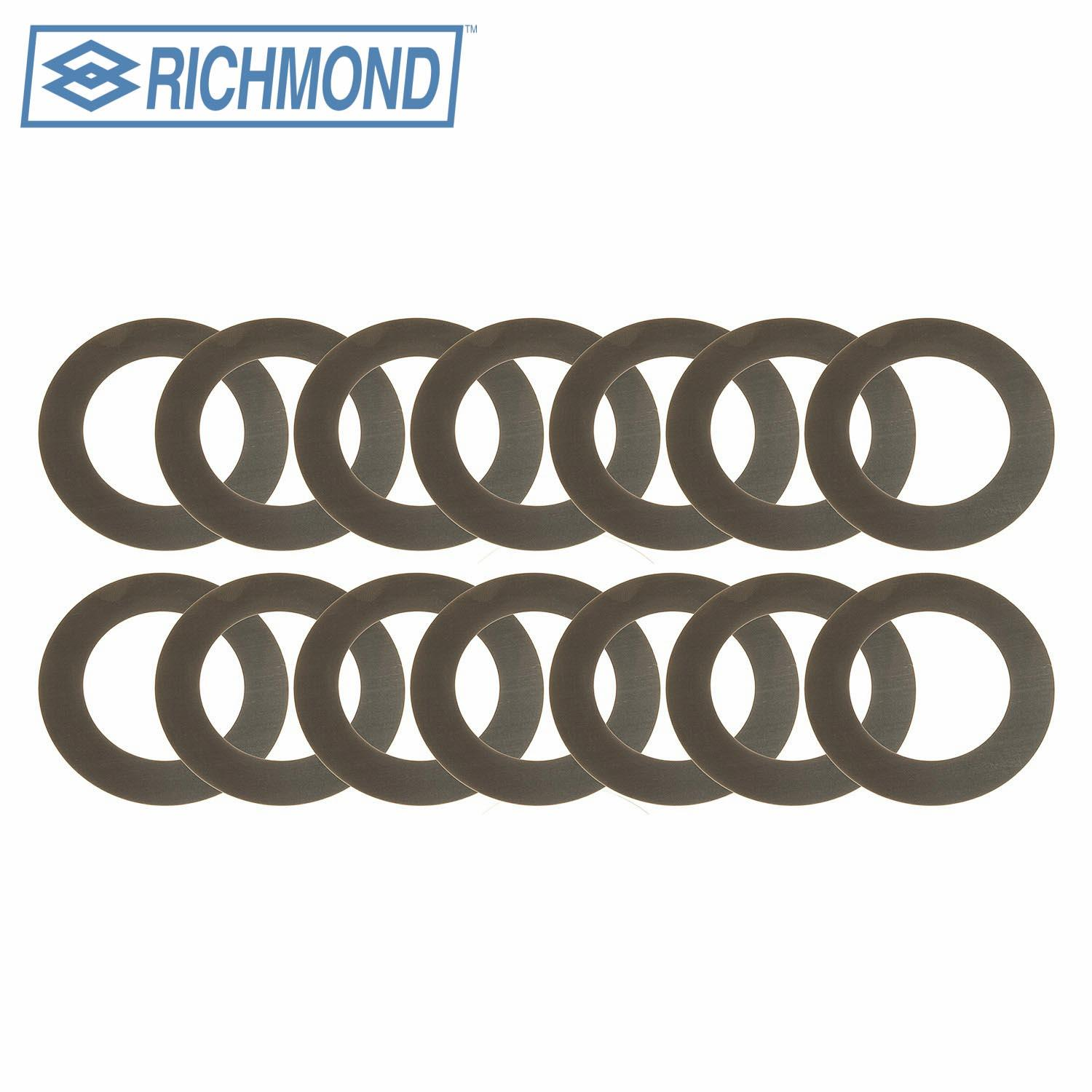 38-0006-1 Richmond Gear Differential Pinion Bearing Spacer Ford 7.5