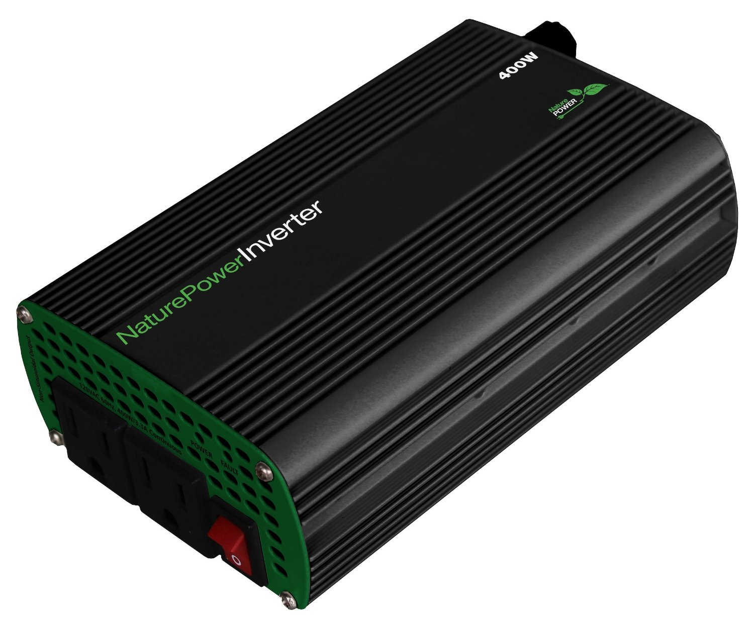 38204 RDK Products Power Inverter Inverts 12 Volt DC To AC