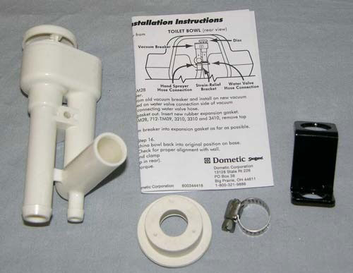 385318065 Dometic Toilet Vacuum Breaker Use With Dometic