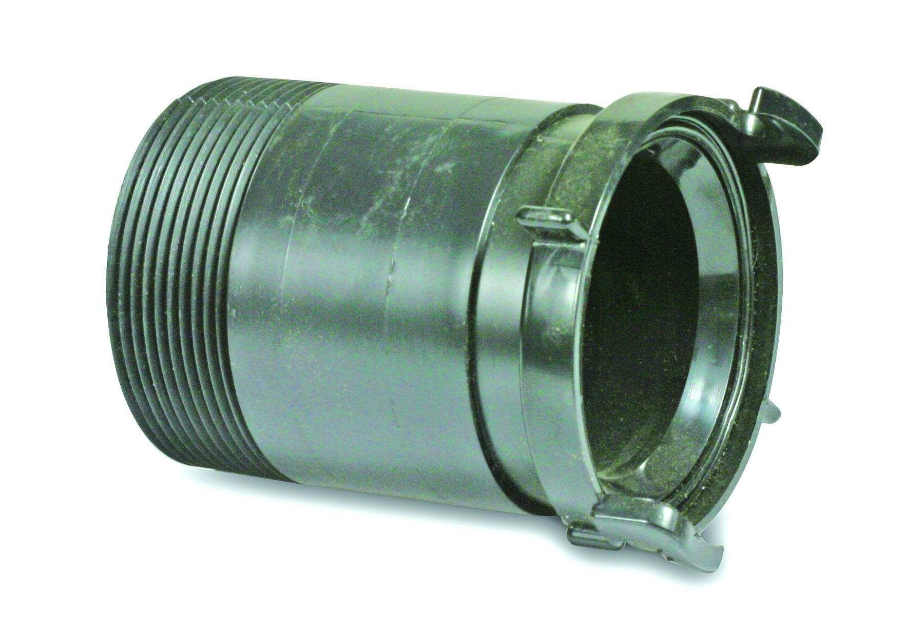 39422 Camco Sewer Hose Connector For Permanently Connecting Rv Bayonet Fitting To 3 Inch Threaded Plumbing Pipe