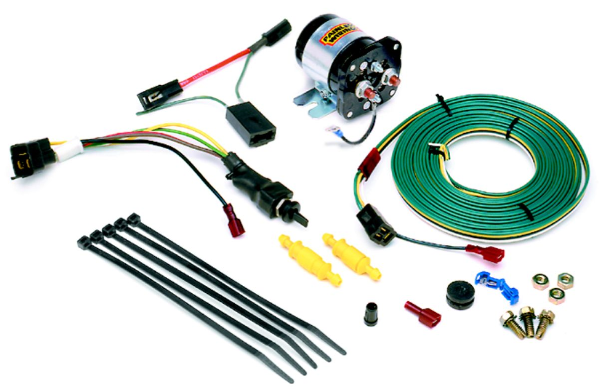 40102 FiTech Fuel Pump Electric Replacement Pump For Kit Number 40003