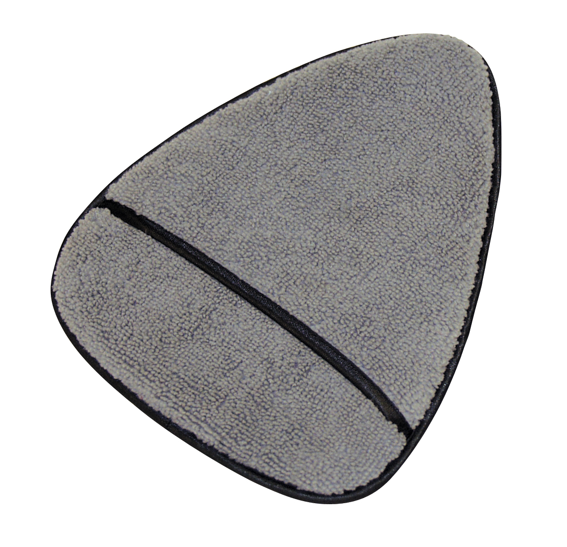 40313 Carrand Wheel Wash Mitt Microfiber