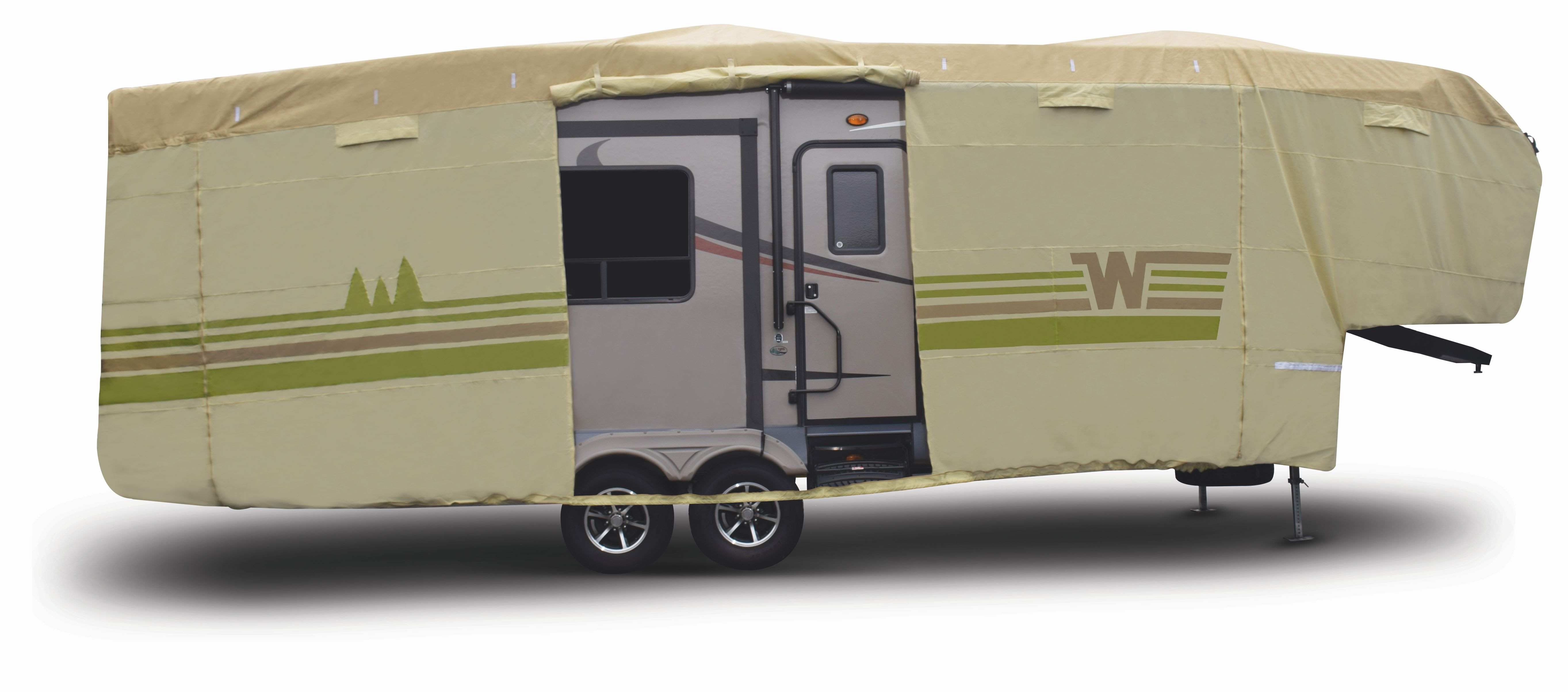 64856 Adco Covers RV Cover For Fifth Wheel Trailers