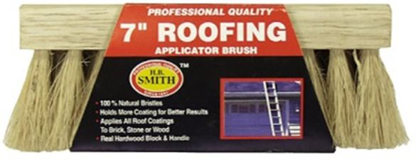408850 Howard Berger Roof Coating Brush Use To Apply Roof Coatings/
