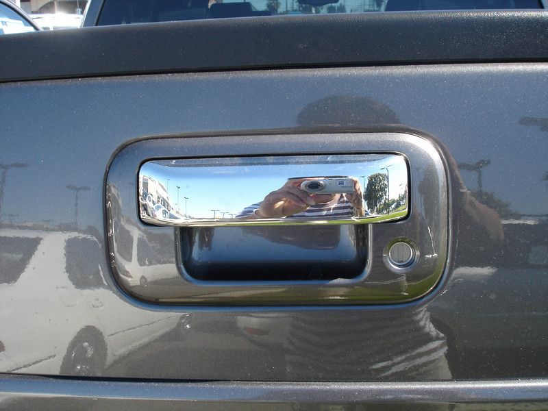 408L TFP (International Trim) Tailgate Handle Cover Chrome Plated