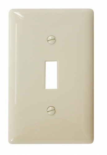 4134V-BOX Diamond Group Switch Plate Cover 1 Toggle Opening