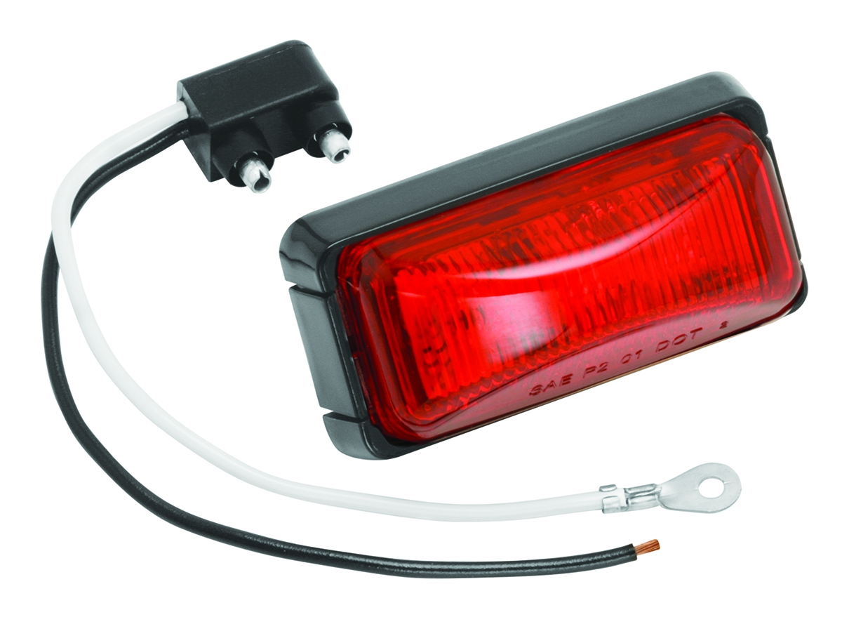42-37-401 Bargman Trailer Light Side Marker Light