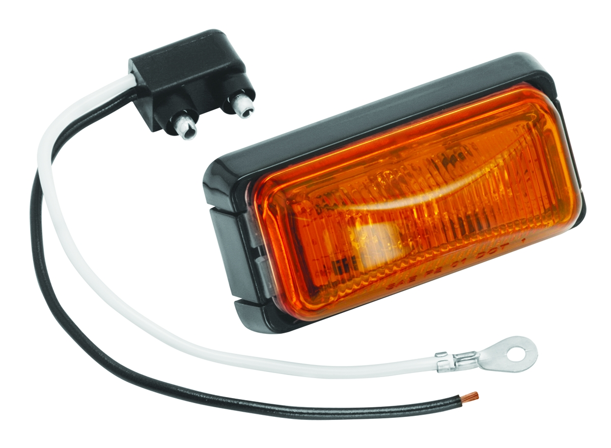 42-37-402 Bargman Trailer Light Side Marker Light