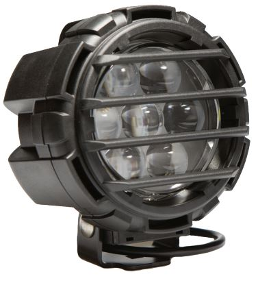 4211 GoLight Spotlight Black Round Housing