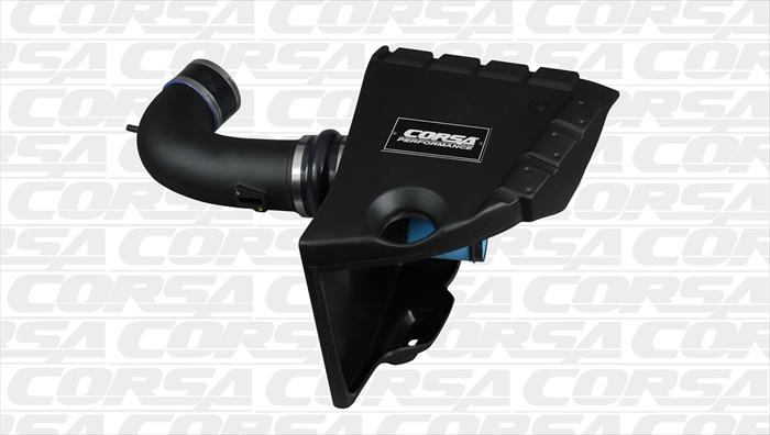 4415062 Corsa Exhaust Cold Air Intake Black Polyethylene Tube