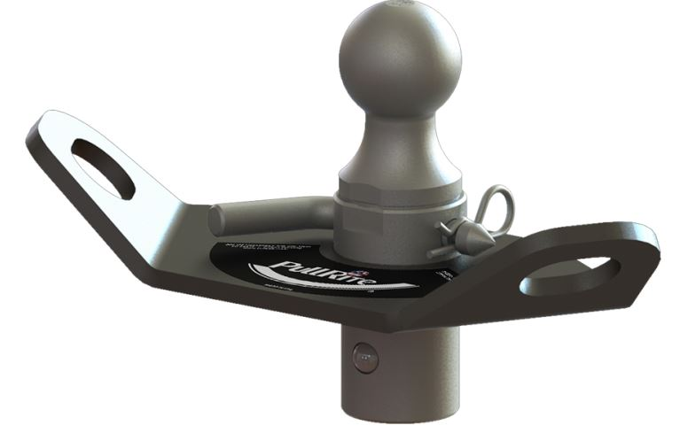 4437 PullRite Gooseneck Trailer Hitch Ball 30000 Weight Carrying