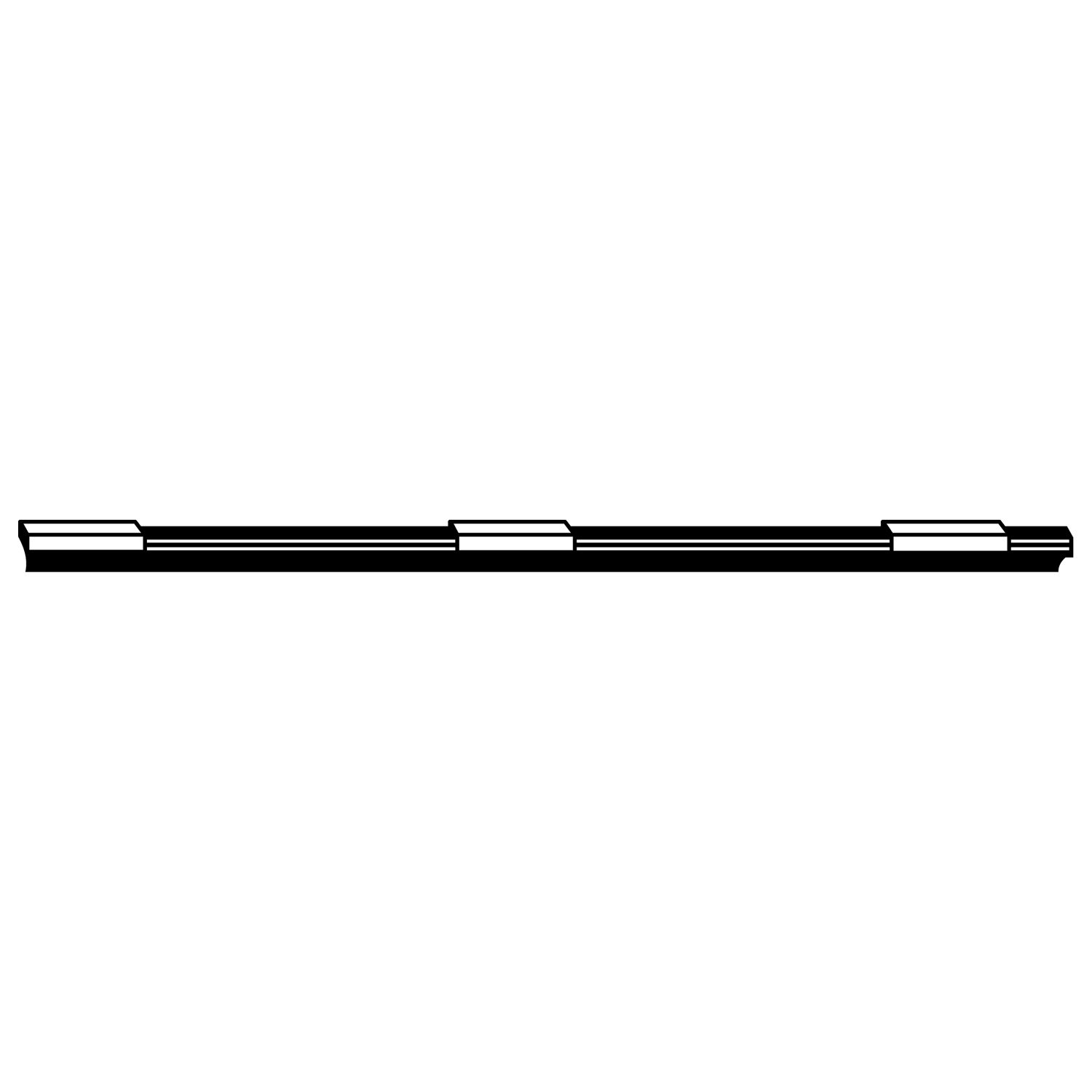 45-190 Trico Products Inc. Windshield Wiper Blade Refill OE