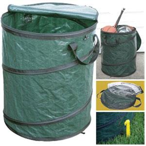 45640 CP Products Trash Can Round