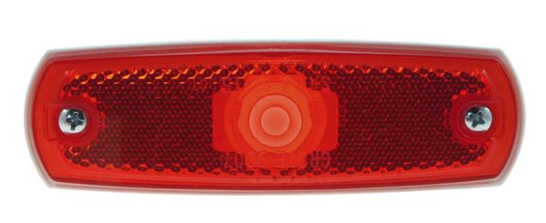 45712 Grote Industries Side Marker Light Universal Flush Mount With
