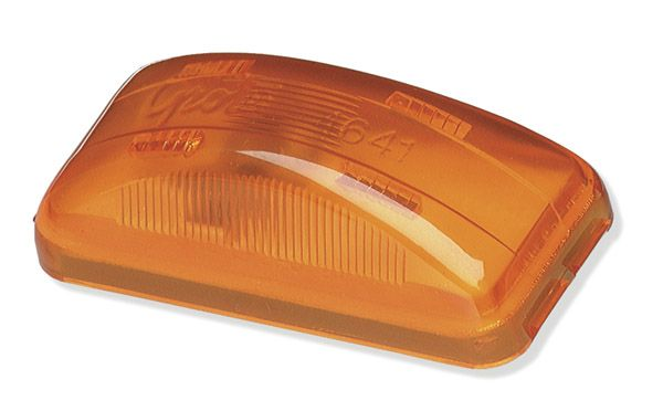 46413 Grote Industries Side Marker Light Universal flat Mount