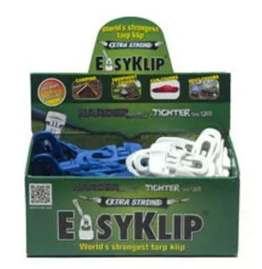 48101-102 EasyClips Tarpaulin Clip For Securing Tarps