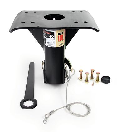 48500 Eaz Lift Fifth Wheel Trailer Hitch Conversion Kit Converts Most
