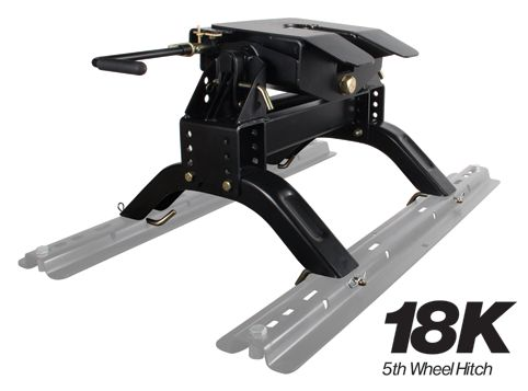48621 Eaz Lift Fifth Wheel Trailer Hitch Mount Foot Use With Camco Fifth Wheel Hitches