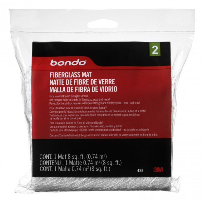 488 Bondo Fiberglass Cloth Use With Bondo « Polyester Fiberglass