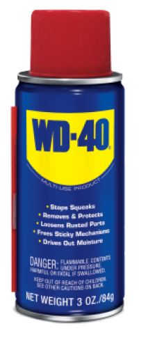 490002 WD40 Penetrating Oil Use To Protect Metal Surface From