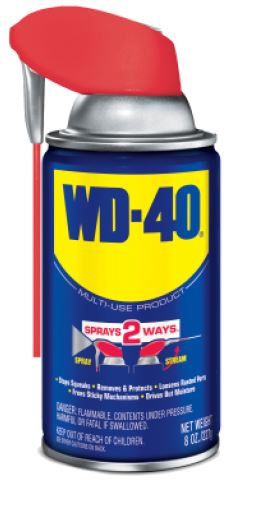 490026 WD40 Penetrating Oil Use To Protect Metal Surface From