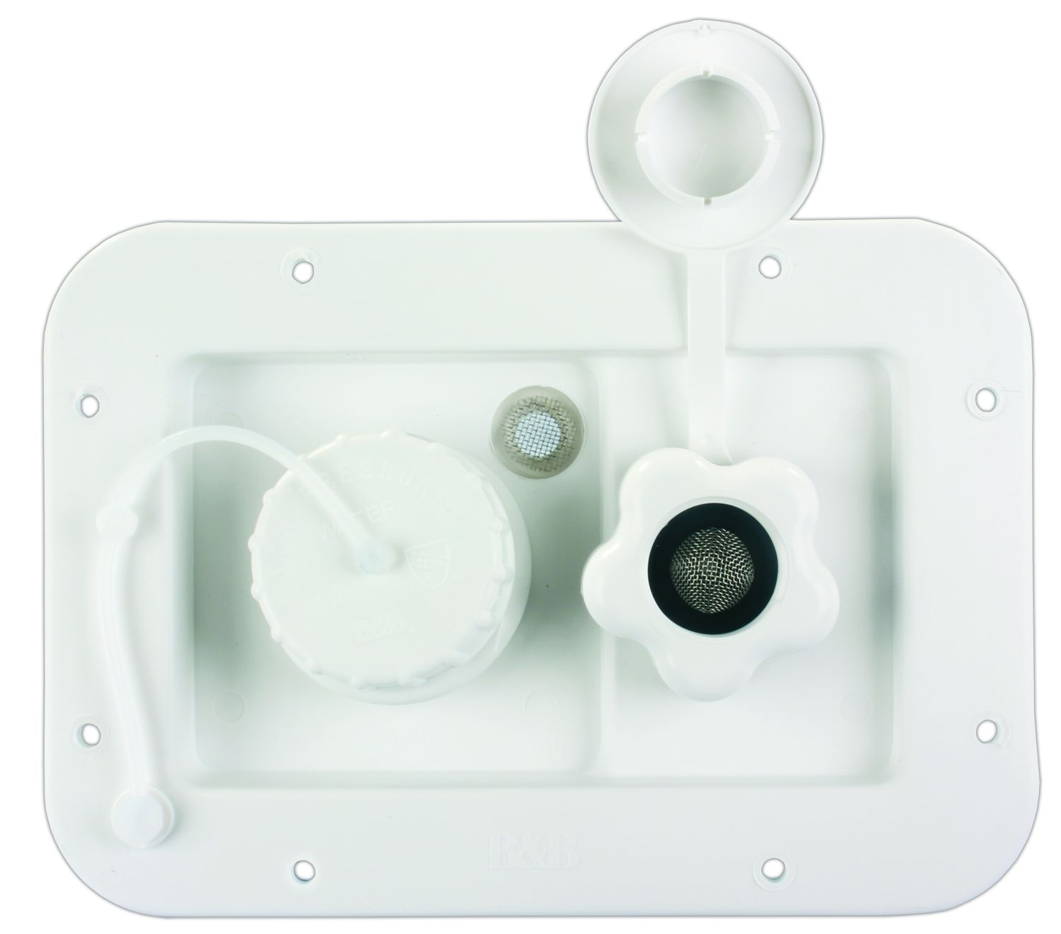497-AB-2P-A JR Products Fresh Water Inlet Direct OEM Replacement