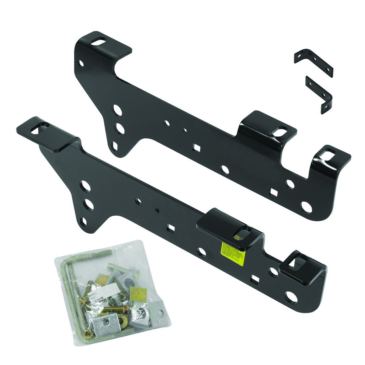50082 Reese Fifth Wheel Trailer Hitch Mount Kit 2 Brackets