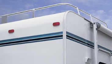 501R Topline Manufacturing Roof Rack Adaptable To Any RV