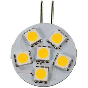 50533 Arcon Multi Purpose Light Bulb- LED JC10 6-LED Disc Bulb
