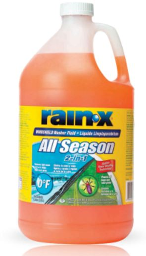 5061320 Rain-X Windshield Washer Fluid With Bug Remover