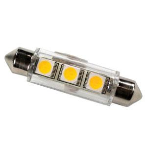 50664 Arcon Turn Signal Indicator Light Bulb- LED 3 LED Bulb