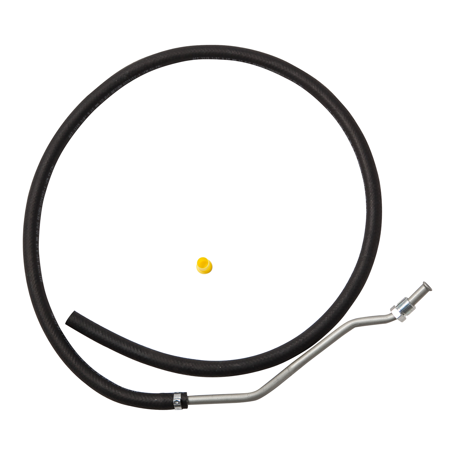 5087 Omega Power Steering Hose Return Hose