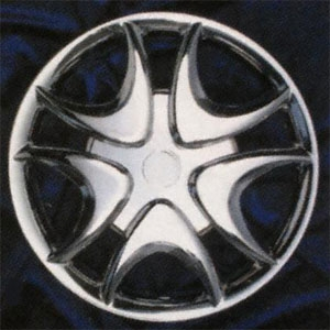 50813C Apollo-Wangs Wheel Cover 13 Chrome Wheel Cover