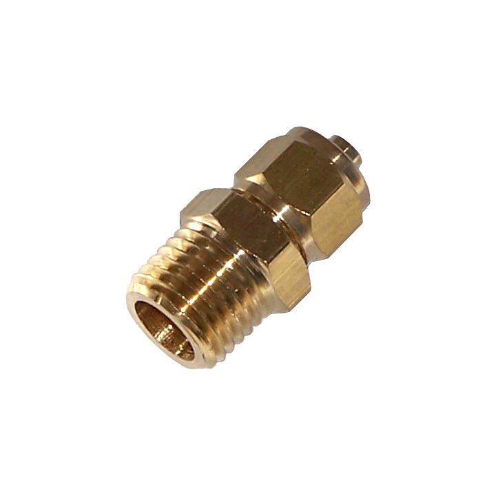 51414 Kleinn Adapter Fitting 1/4 Inch NPT to 1/4 Inch PTC