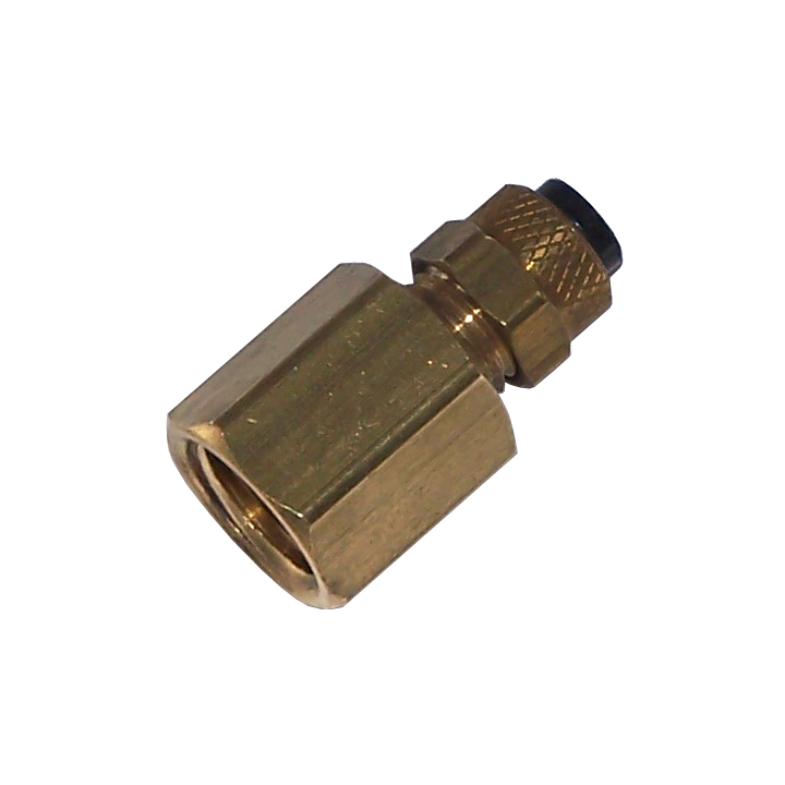 51414F Kleinn Adapter Fitting 1/4 Inch NPT to 1/4 Inch PTC