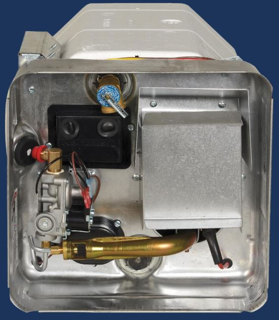 5145A Suburban Mfg Water Heater Electric