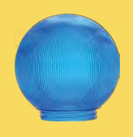 3212-51630 Polymer Products Party Light Globe Use With Polymer