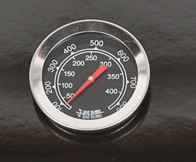 51939 Faulkner Barbeque Grill Thermometer Replacement Thermometer For