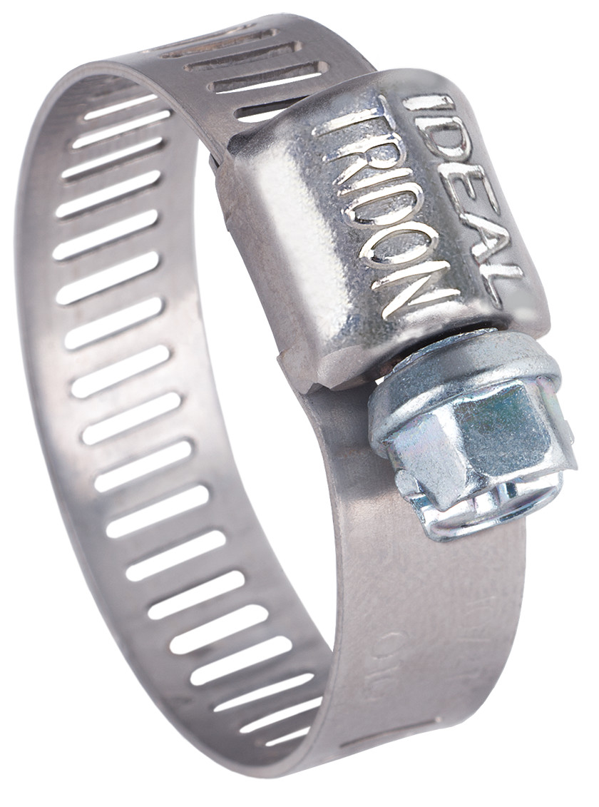 5202051 Ideal Division Hose Clamp 1/4 Inch To 5/8 Inch Clamping Range