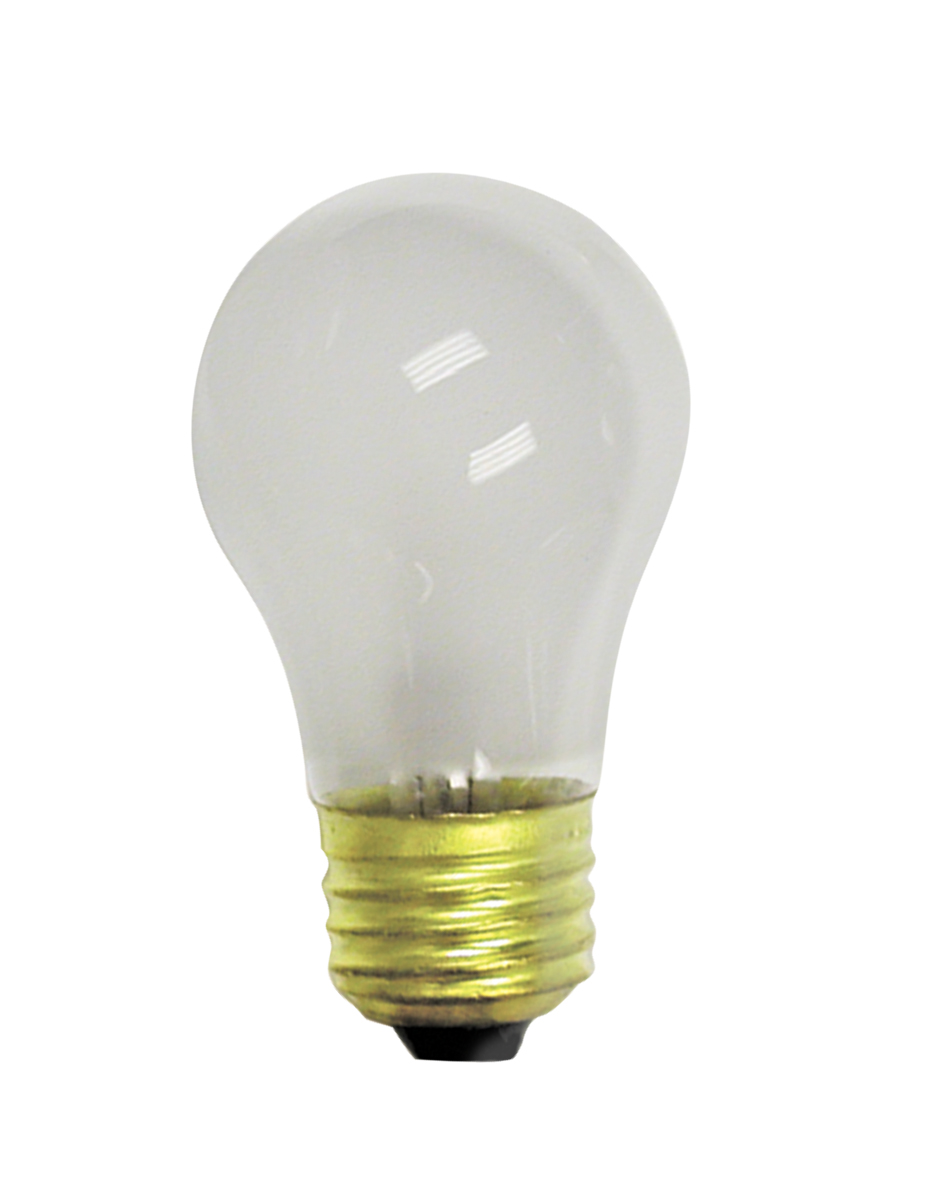 54890 Camco Multi Purpose Light Bulb A-15 15W/ 12V Oven Type
