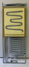 5582-805A Nordic Refrigerators Refrigerator Cooling Unit Use With
