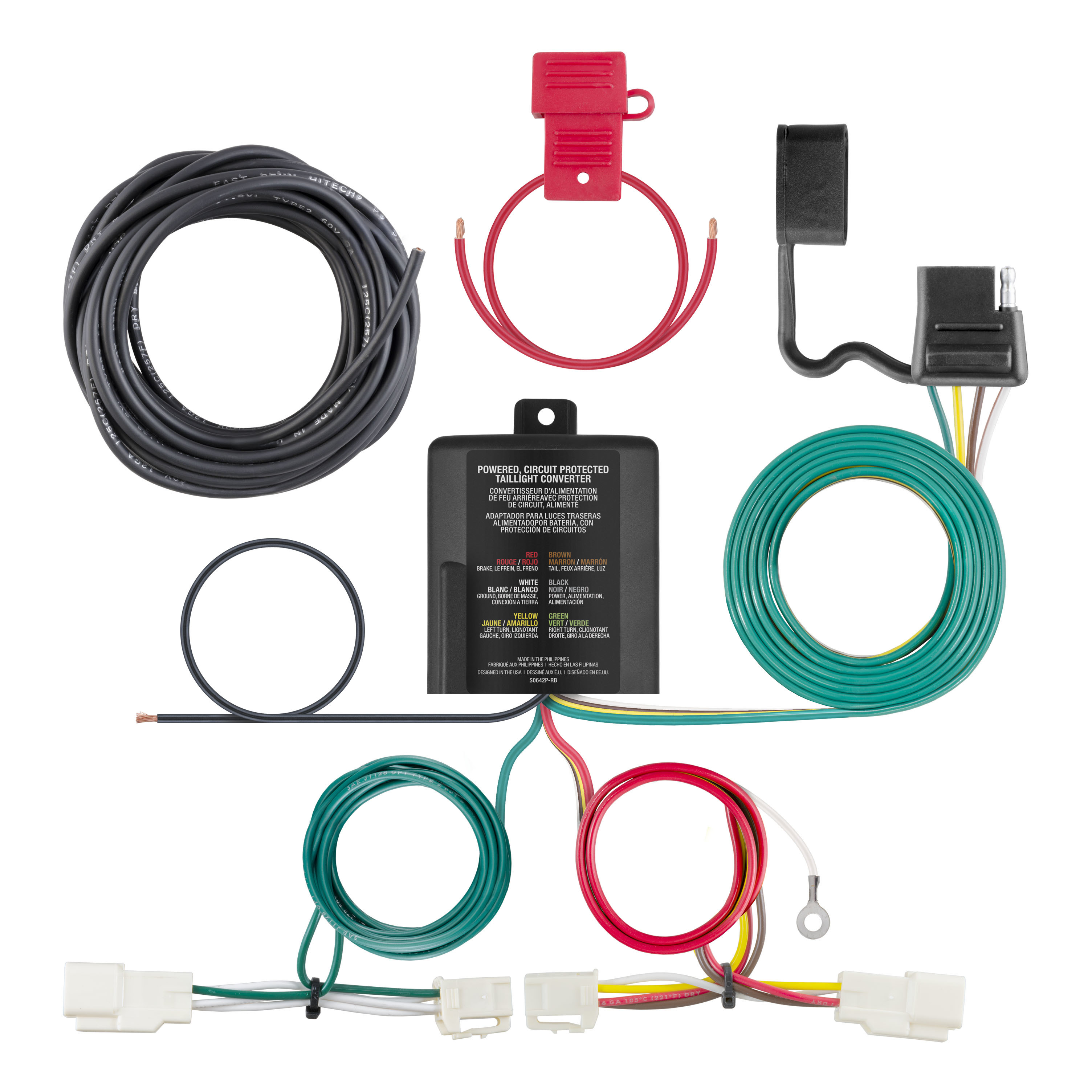 T Connector Trailer Wiring Harness - Today Wiring Diagram on t connector for trailer lights, t connector fuel line, t connector hose, t connector battery, t one wiring harness, t connector electrical, 1998 ford f-150 tow harness,