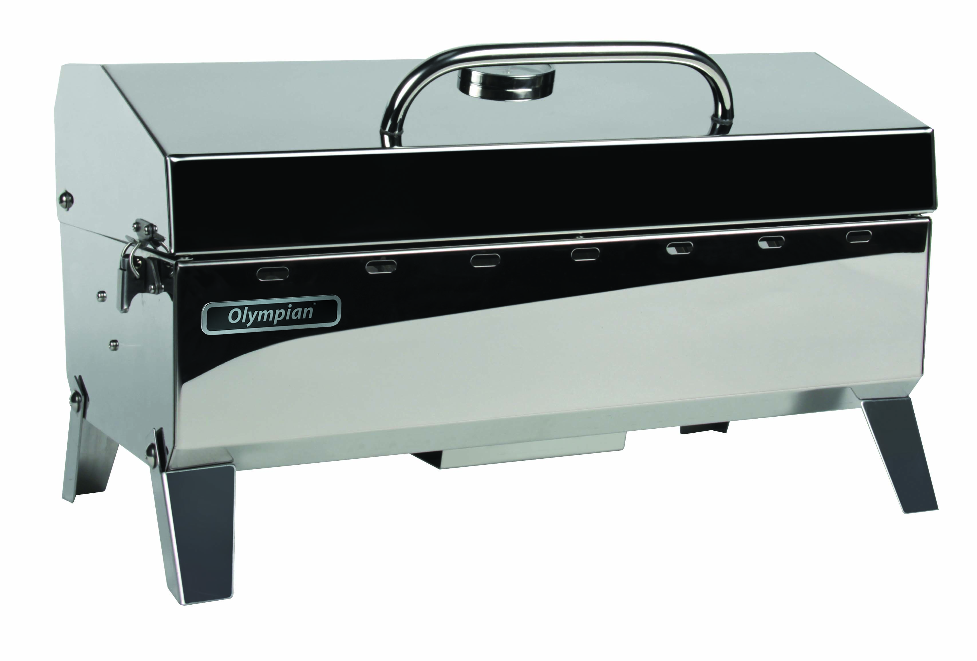 57251 Camco Barbeque Grill Propane