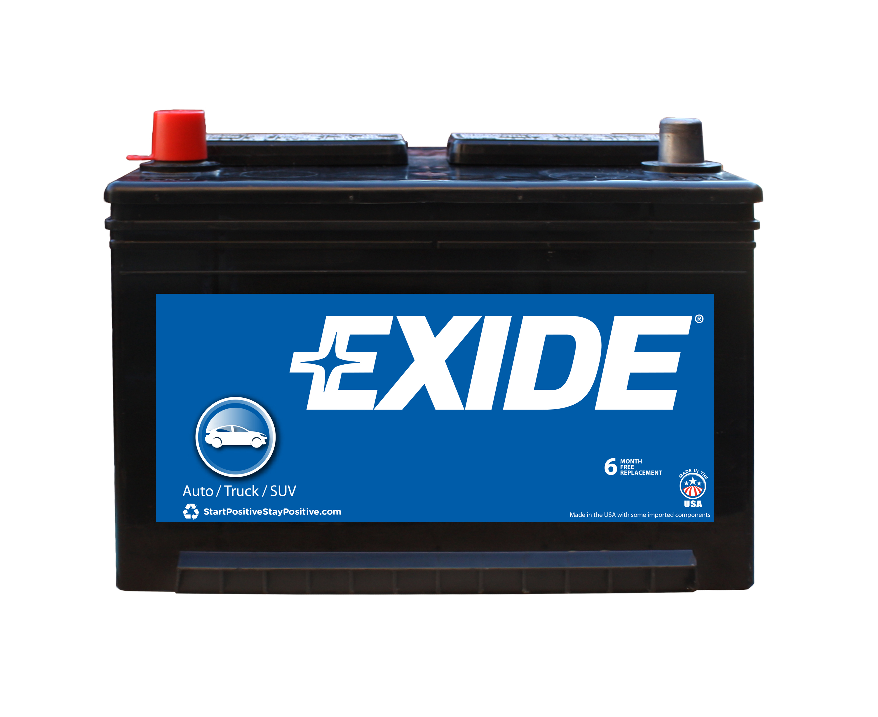 58 Exide Technologies Battery OE Replacement